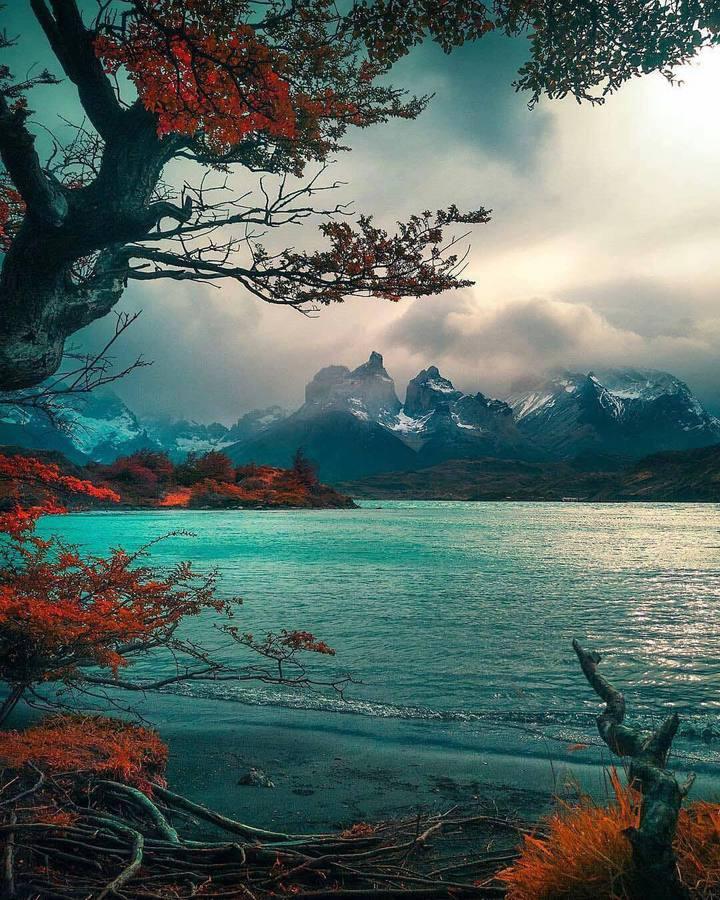 Езеро