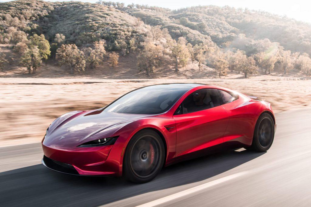 Бързи коли Тесла