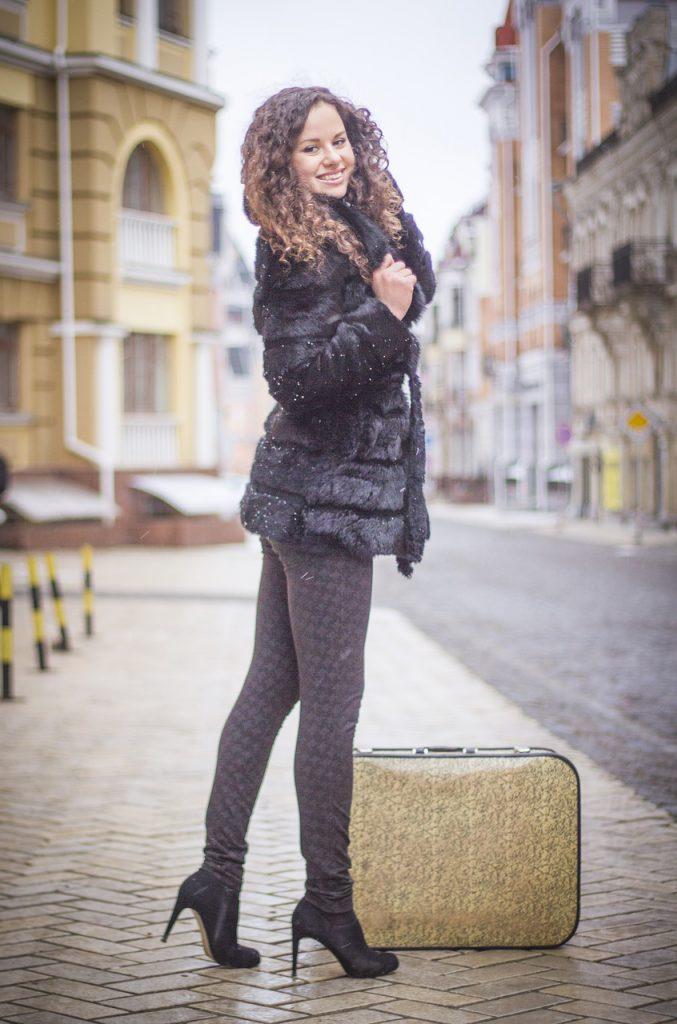 Жена на улицата