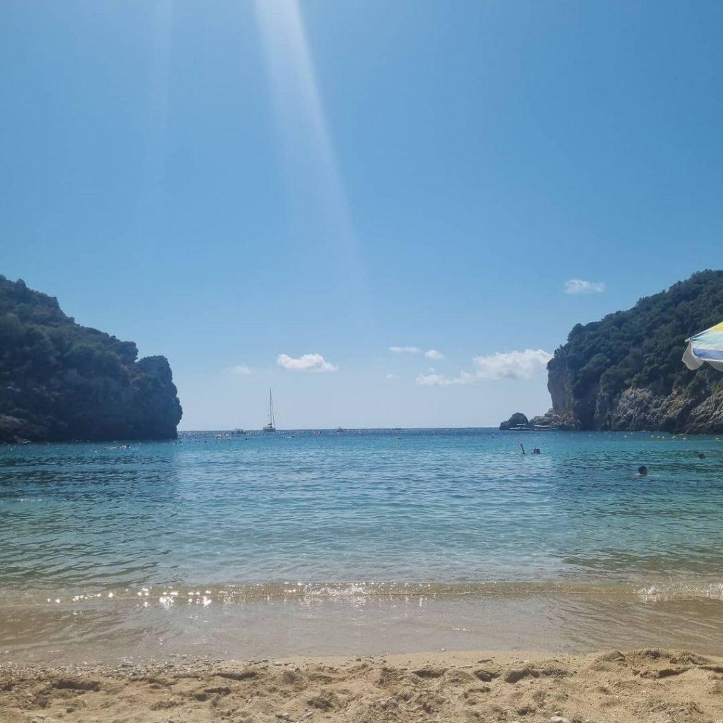 Море и скали