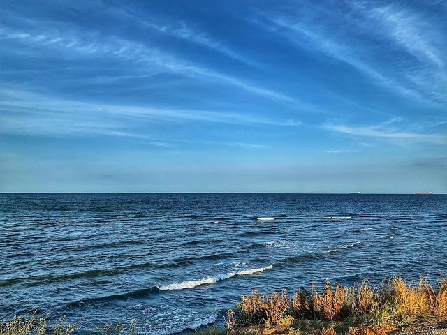 Хубаво море