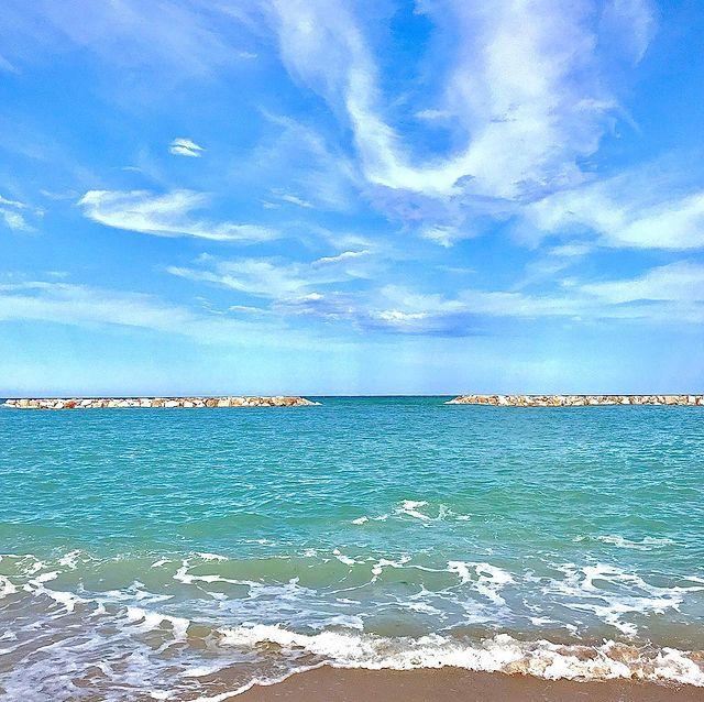 Море и облаци