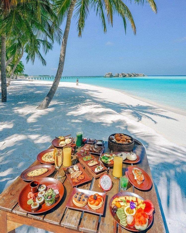 Закуска на плажа