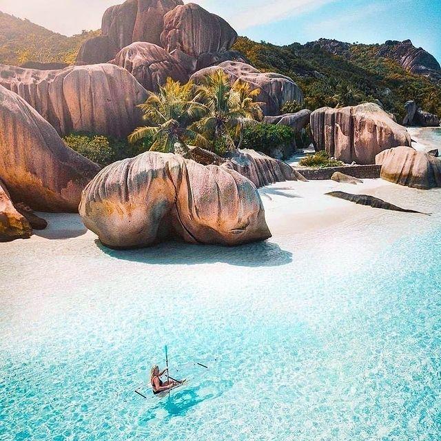 Красив плаж