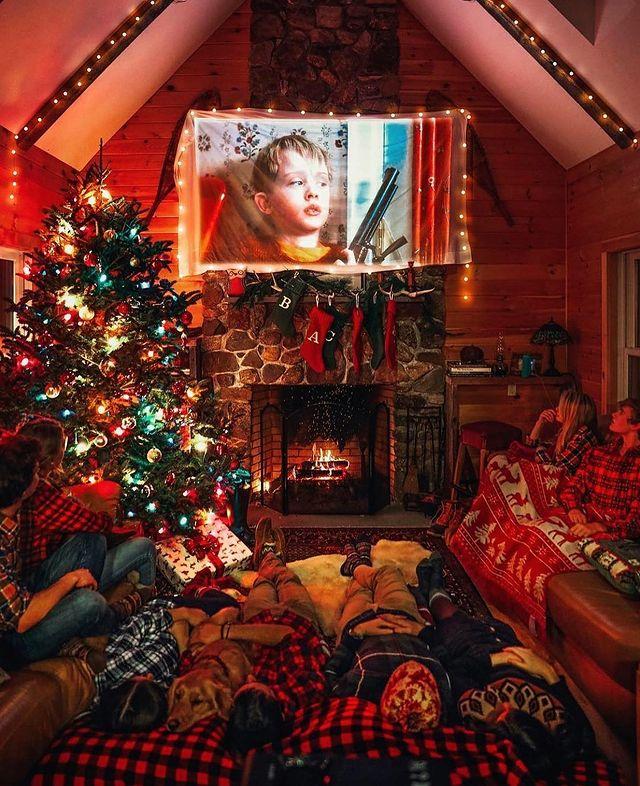 Коледна украса у дома